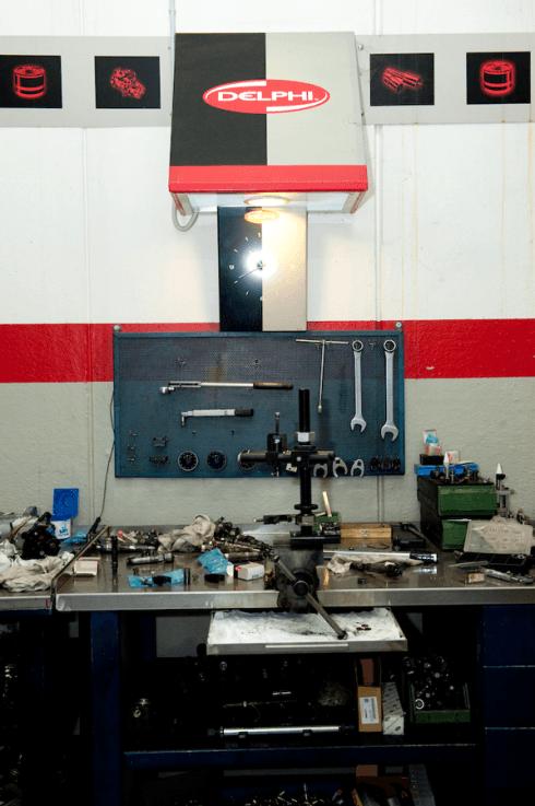riparazione impianti common rail