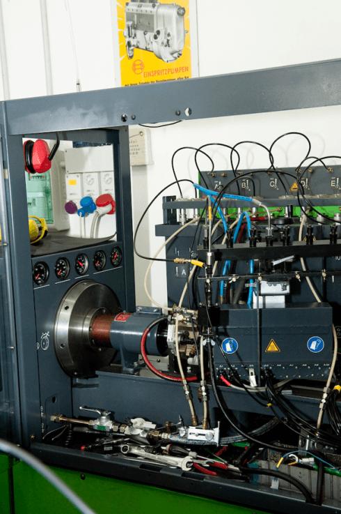 riparazione pompe d