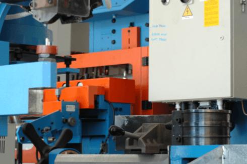 macchinari lavorazione lattoneria