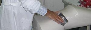 Lavorazione artigianale delle protesi ortesiche