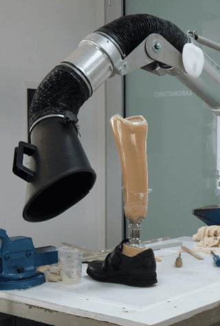 Metodologie di produzione protesi