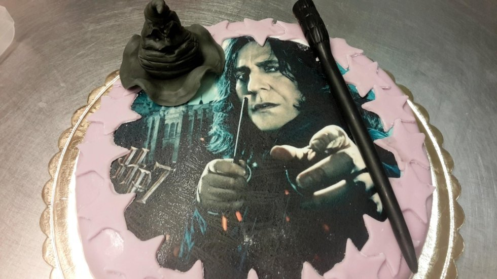 Harry Potter Severus Piton