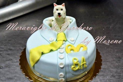 torta completata