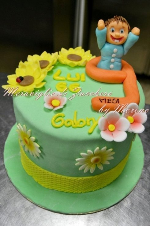 decorazione torte