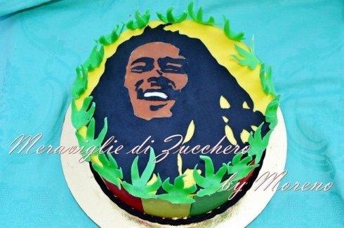 Bob Cake omaggio al re del reggae