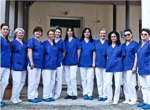 gruppo di infermiere