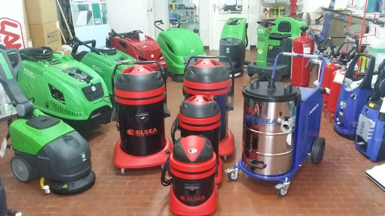 idroMAT macchine pulizia industriale