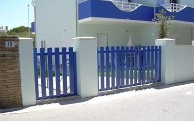 cancelli di sicurezza