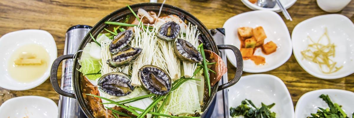 Great River Korean BBQ Restaurant Hero3