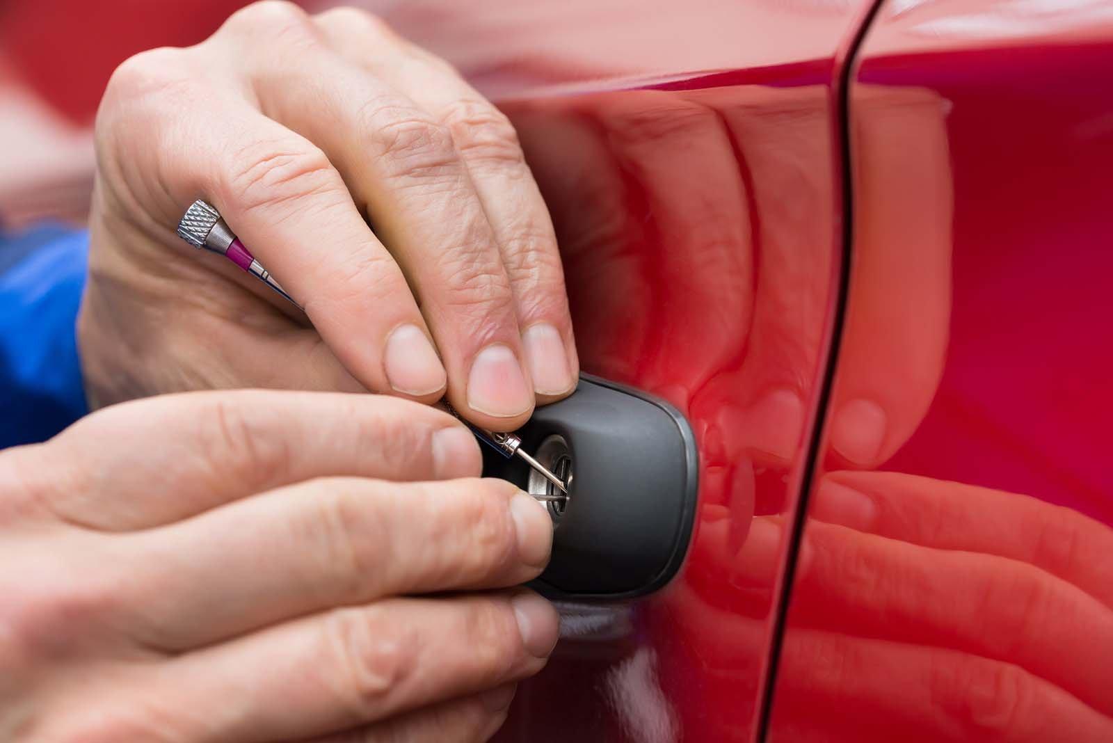 expert fix car lock