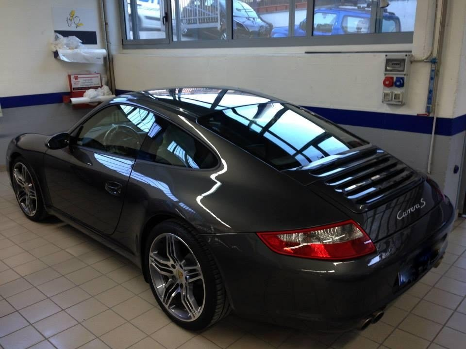 Porsche Aosta