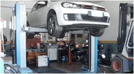 riparazione guasti macchina