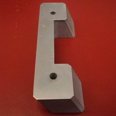 Alluminio 30mm Inclinazione 18°