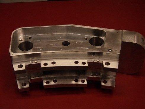 Particolare Composto Alluminio