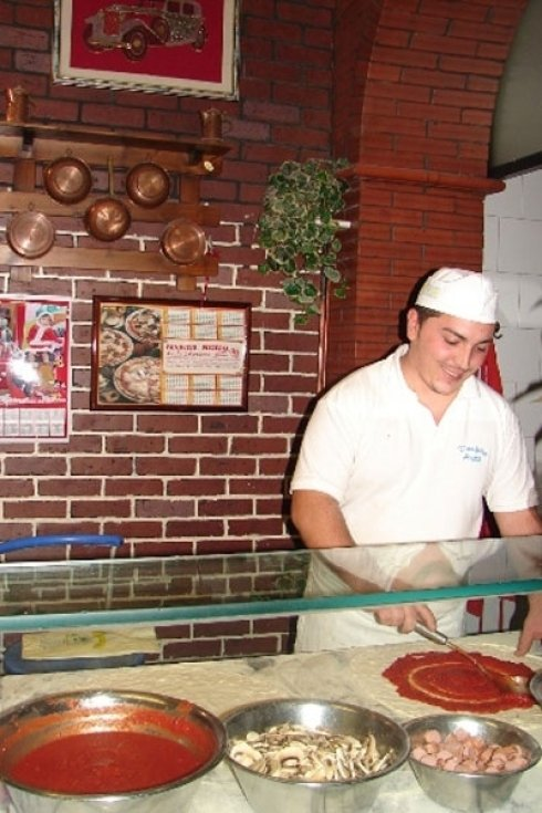 pizzeria al taglio