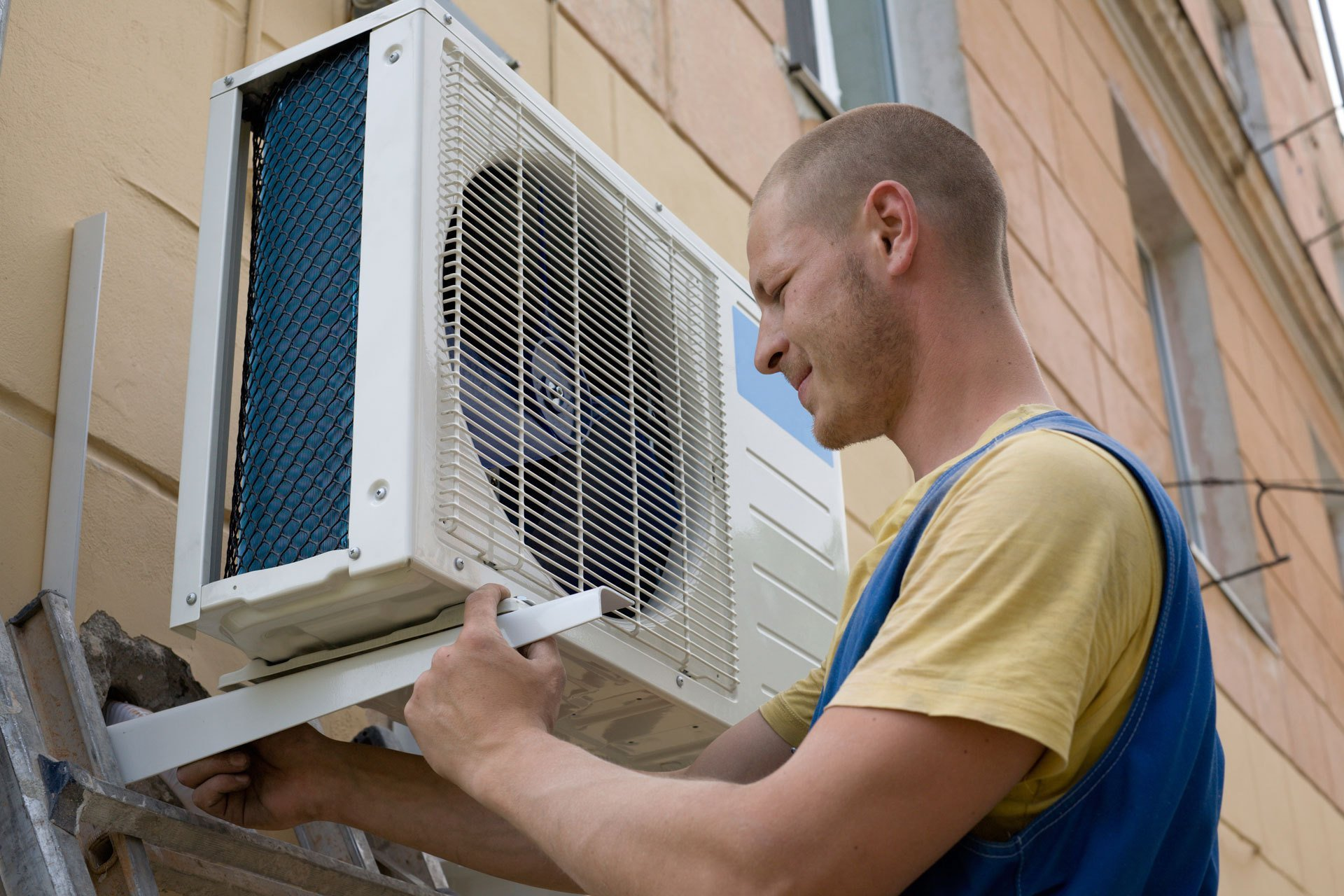 air conditioning installation in Houston TX - Environmental Air Systems Inc