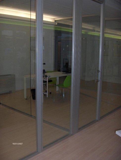 strutture a vetro