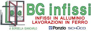 logo bg infissi