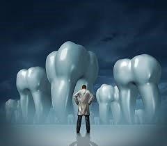 poltrona del dentista e riunito