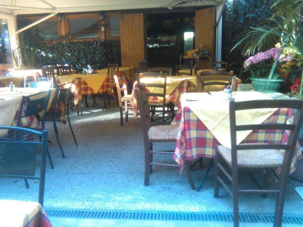 Tavolini pizzeria Bologna