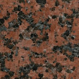 granito Balmoral rosso
