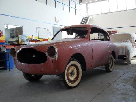 riparazione carrozzeria auto d'epoca
