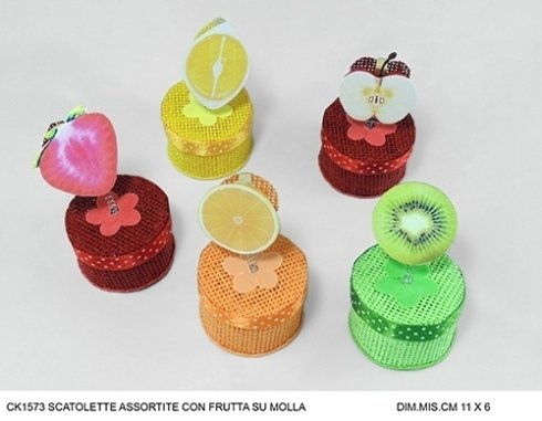 scatoline assortite