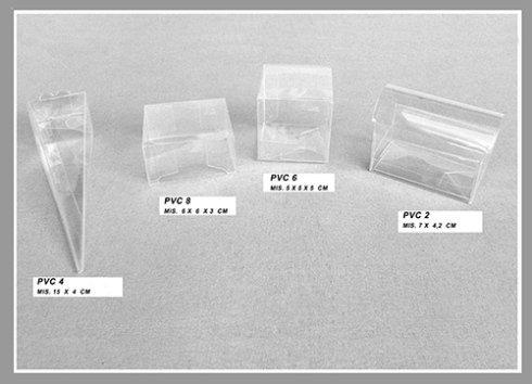 portaconfetti in pvc