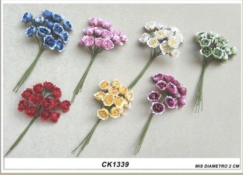 fiorellini per centrini
