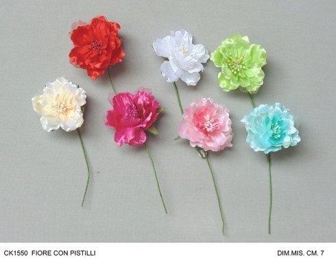 fiore con pistilli