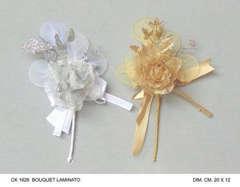 bouquet laminato