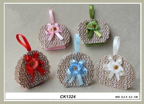 sacchetti con fiore