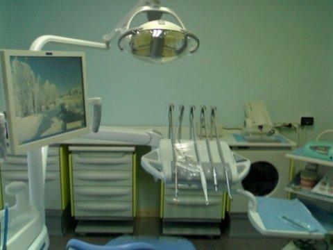 Attrezzatura dentistica
