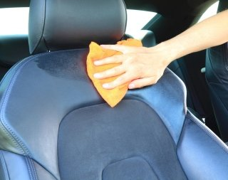 pulitura auto