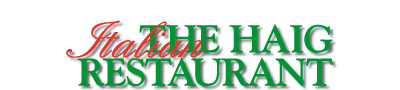 The Haig Italian Restaurant
