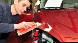 eliminazione graffi da carrozzerie