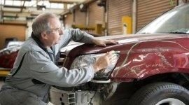 riparazione veicoli sinistrati