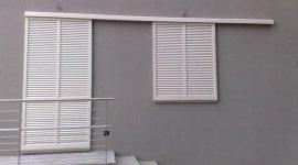 porte per esterno scorrevoli, persiane scorrevoli, tapparelle
