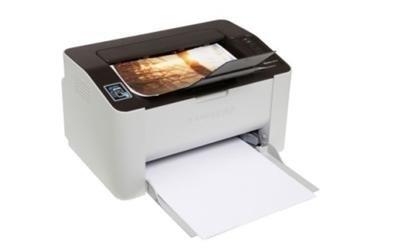 una stampante a laser