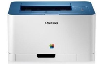 una stampante della marca Samsung