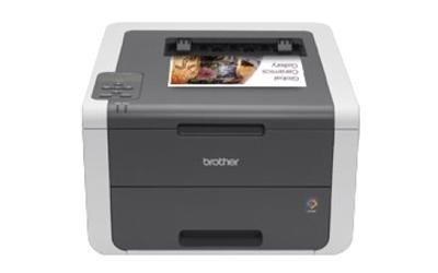 una stampante della marca Brother