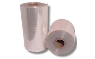 rotoli di pellicola trasparente