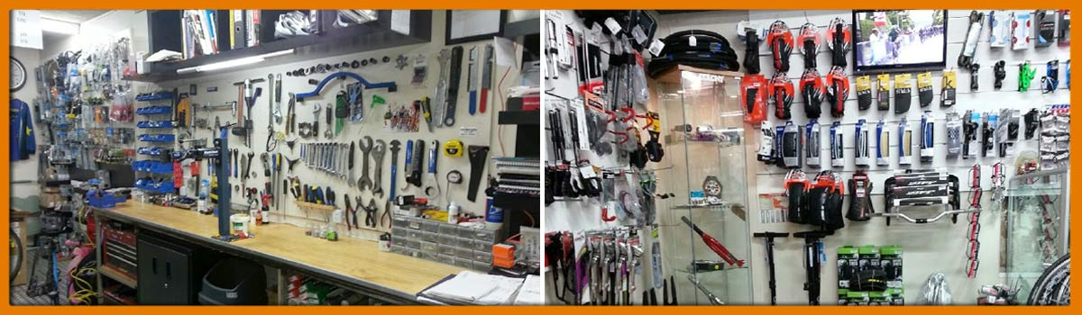 south east cycles service tools