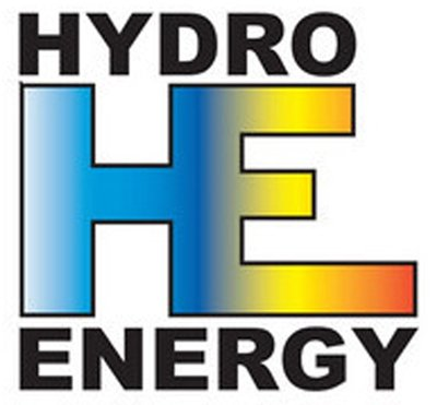 Hydro HE energy - logo
