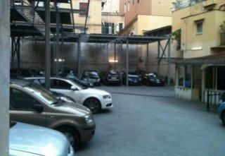 Garage Mergellina posti auto protetti