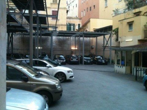 Campania Garage Megellina
