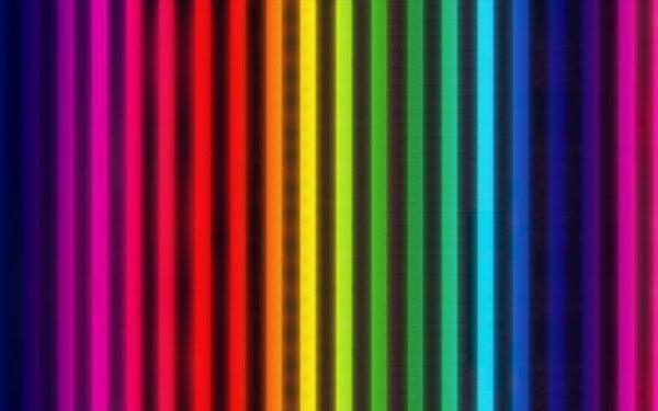 colori neon insegne