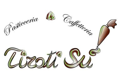 PASTICCERIA CAFFETTERIA TIRATI SU' - Logo