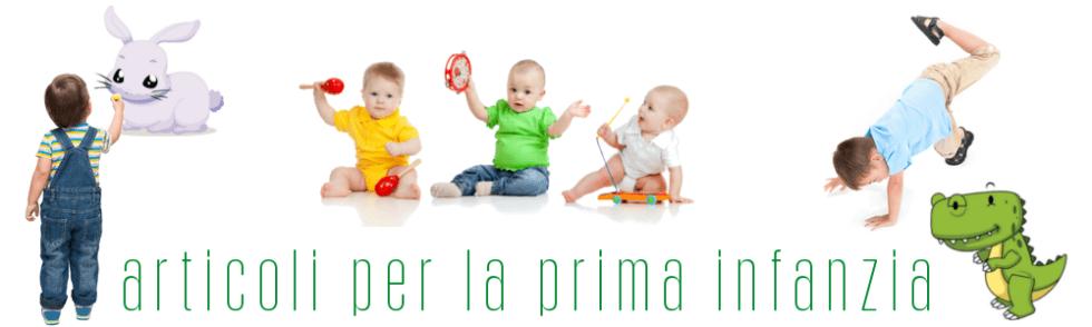 Articoli per la prima infanzia