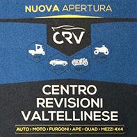 CRV - CENTRO REVISIONI VALTELLINESE - LOGO